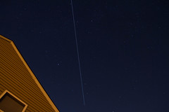 ISS Passes Over Maineville
