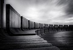 Benches-3 (80D-Ray) Tags: longexposure bench maasenwaal n322 maasenwaalweg