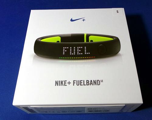 nike+ fuelband se7