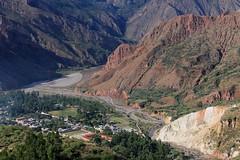 Cangallo, by the Rio Pampas
