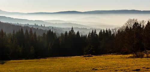 Sunny Autumn in Šumava