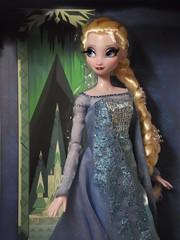 ELSA limited edition (loveless42) Tags: frozen doll disney limited edition elsa