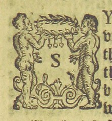 Image taken from page 33 of '[The garden of eloquence, etc.]' (The British Library) Tags: typography small letters initials publicdomain page33 vol0 bldigital mechanicalcurator pubplacelondon date1593 sysnum002802722 peachamhenrytheelder imagesfrombook002802722 imagesfromvolume0028027220 laurelwreathes