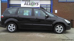 "Ford S Max alloy wheels finished in standard silver by We Fix Alloys • <a style=""font-size:0.8em;"" href=""http://www.flickr.com/photos/75836697@N06/11025860803/"" target=""_blank"">View on Flickr</a>"