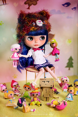 Piccola & Mini Lalaloopsys collection