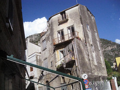 Italian Buildings (shaire productions) Tags: travel urban italy streets building buildings photography town photo italian image picture pic architectural photograph sorrento imagery