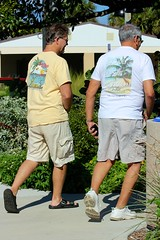 No Shoes, No short, No Problem (LarryJay99 ) Tags: 2 two hairy male men guy beach legs masculine manly guys dude atlantic beaches males tshirts dudes atlanticocean stud studs lakeworth virile lakeworthfl ilobsterit