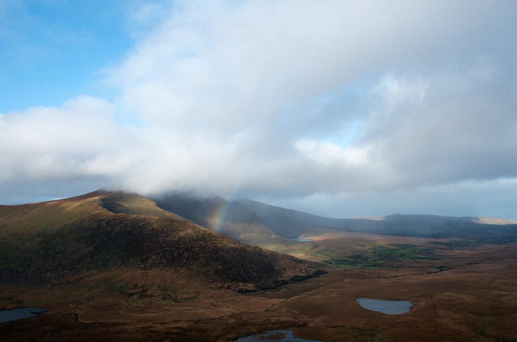фото: Conner's pass rainbow