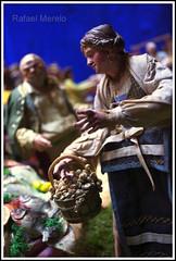 Hacen unos caracoles? (Guervs) Tags: christmas espaa natal navidad andaluca spain religion folklore noel tradition creche jan tradicin baeza beln pesebre religin praeseppio nievesromero