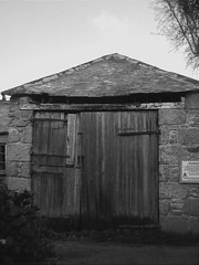 Kennal Vale (leavesandpuddles) Tags: abandoned cornwall granite weathered derelict dereliction biancoenero cornish kernow blancetnoir ponsanooth ancillary kerrier schwarzundweiss kennalvale