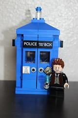 Lego 10th Doctor (Brian.Neudorff) Tags: lego who doctor doctorwho legos minifigs tardis thedoctor minifigures 10thdoctor