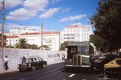 Carris 115 Arco do Cego 1976 (Guy Arab UF) Tags: bus 1948 portugal buses do lisboa lisbon iii arco carris regal 115 cego weymann aec autocarro utic ca1371