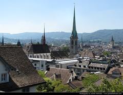 View from Polyterrasse, Zurich, Switzerland (JH_1982) Tags: urban skyline schweiz switzerland cityscape view suisse suiza zurich suíça zurique zürich helvetia svizzera züri 瑞士 zwitserland zurigo svizra 스위스 苏黎世 szwajcaria スイス チューリッヒ turitg zurych schweizerische polyterrasse eidgenossenschaft zúrich швейцария 취리히 цюрих ज़्यूरिख़ स्विट्ज़रलैण्ड polyterrace