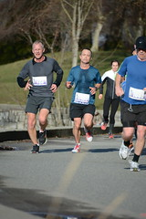 First Half Feb 16 2014 094754 (gherringer) Tags: canada vancouver race outdoors athletics downtown bc exercise britishcolumbia competition running seawall runners englishbay stanleypark colourful westend fit active bibs 211km 131mi vanfirsthalf