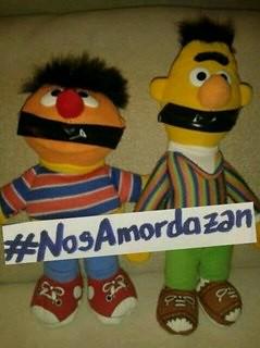 Barrio Sésamo #NosAmordazan Epi y Blas 01