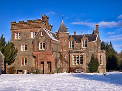 Craighall Castle