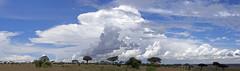 African sky in Tanzania (JimBoots) Tags:
