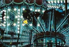* (Gwenaël Piaser) Tags: leica 50mm summilux f14 summiluxr leitz leica50mmsummilux leica50mmsummiluxr february 2014 leicar5 leicar reflex paris parigi france francia îledefrance kodak c41 cinestill cinestill800isotungstenxproc41 800asa iso800 tungsten 800tungsten cinestill800t film negative negatif 800tungstenxproc41 manège carrousel bleu blue night nuit light roundabout merrygoround explore explored 5000