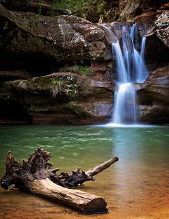 Old Man's Cave Trails in Hocking Hills - Logan, OH