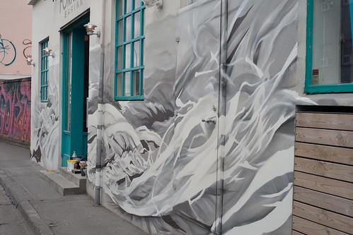 Iceland 2014 - Reykjavik - Street Art - DSC05622