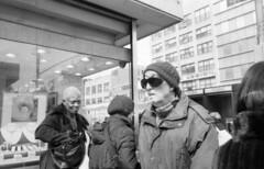(David Chee) Tags: street leica nyc blackandwhite bw newyork film analog zeiss canal chinatown fuji kodak 28mm hc110 rangefinder carl processing push fujifilm neopan 800 m6 f28 mott biogon zm