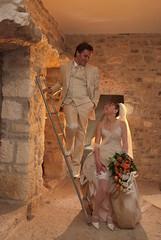 DSCF4612 (colizzifotografi) Tags: scala matrimonio controluce arancione sposi paese rurale giarrettiera