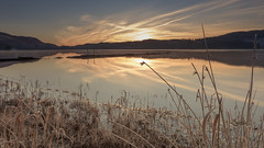 Loch Ard in Winter Morning Light1.jpg (Dylan Nardini) Tags: winter water sunrise scotland 2015 lochard