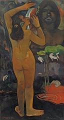 Hina Tefatou : La Lune et la terre (P Gauguin)