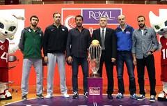Royal Halı Türkiye Kupası Gaziantepde' de başlıyor l Maçlar NTV Spor'da