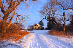 A Westfield house (Ackermans Finest Photography~ ( see the Sets+) Tags: old house abandoned farm north westfield dakota