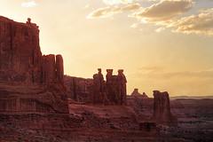 Shine Through (karenhunnicutt) Tags: sunrise utah roadtrip moab archesnationalpark valleyofthegods karenhunnicutt karenmeyer minneapolisfineartphotographer karenhunnicuttphotographycomartsoulstudios
