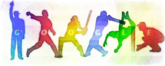#Doodle do #Google de hoje: Cricket World Cup Opening 2015 http://ift.tt/1B5XvAT
