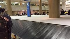 Wachten op mijn bagage