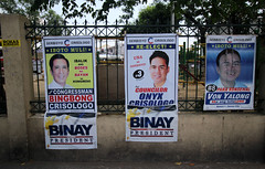 elections 2016 campaign signs 17 (_gem_) Tags: street city urban sign typography words text philippines politicians signage manila type metromanila politicianssigns elections2016