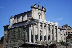 Temple of Antoninus and Faustina - Forum Romanum ( big_biffi ) Tags: italy vatican rome roma italia colosseum trevifountain fontanaditrevi colosseo vaticancity circomassimo circusmaximus sanpaolofuorilemura colonnatodelbernini stpauloutsidethewalls villaborghesegardens