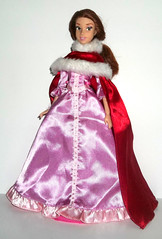 Winter belle ( Beauty and the best ) (Mydollcollection) Tags: winter classic beauty store doll disney best collection there belle something the