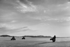 Untitled (ctklink) Tags: california blackandwhite bw lake mountains zeiss desert sony tyler carl atv elmirage klink a7ii nikcollection