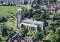 Southwold St Edmunds Church (John D F) Tags: church southwold aerialphotography aerialphotograph aerialimage aerialpic britainfromabove britainfromtheair aerialimagesuk