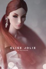 Elise Jolie (PruchanunR.) Tags: fashion doll elise market jolie royalty montaigne elyse