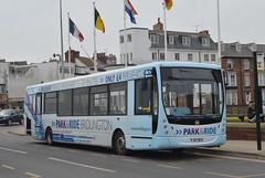 79078. YJ57 BCU: East Riding of Yorkshire Council (chucklebuster) Tags: yorkshire transport centro east riding bridlington halton vdl plaxton sb200 eryc yj57bcu