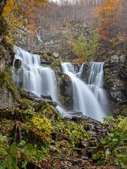 Corno alle scale 10/2016 (lucazanotto8) Tags: autunno cascate