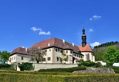 Kada - The Franciscan monastery (fuksies) Tags: city travel architecture republic czech monastery bohemia evropa architektura echy r severn kada