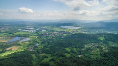 DJI_0066 (flyrecord) Tags: lake castle nature beautiful clouds giant landscape earth poland aerial polarized mountians aerialphotography karkonosze mountian drone djiglobal flyrecord