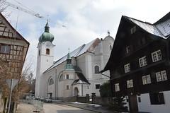 Pfarrkirche St. Sebastian Dornbirn-Oberdorf (Katholische Kirche Vorarlberg) Tags: dornbirn kirche stsebastian pfarrkirche oberdorf