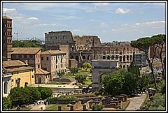 Anfiteatro Flavia (Ullisses Salles) Tags: italy rome roma italia colosseum flavia coliseu anfiteatro
