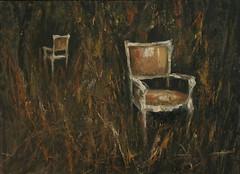 Abandono 3 (ca.chezmay) Tags: paint pinturas art pintura casm sillas inauguracin