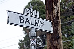 """BALMY"", Street Of Amazing Latino Murals, May It Never ""END"" (sswj) Tags: sanfrancisco california northerncalifornia composition nikon availablelight streetphotography murals naturallight existinglight latino missiondistrict fullframe dslr themission balmy scottjohnson balmyalley d600 balmystreet sanfrancisconeighborhood latinomurals nikkor28300mm"