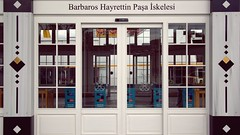 Barbaros Hayrettin Paa skelesi - Istanbul (Matt@PEK) Tags: turkish istanbul barbaros hayrettin paa iskelesi