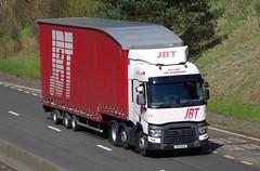 JBT Renault T SF15NHH (andyflyer) Tags: truck transport lorry haulage hgv jbt roadtransport renaultt sf15nhh