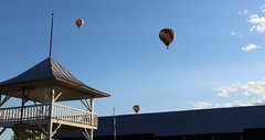 Image5 (thehachland) Tags: sunset fire flames balloon hotairballoons ballstonspa saratogacounty saratogacountyfairgrounds saratogaballoonandcraft